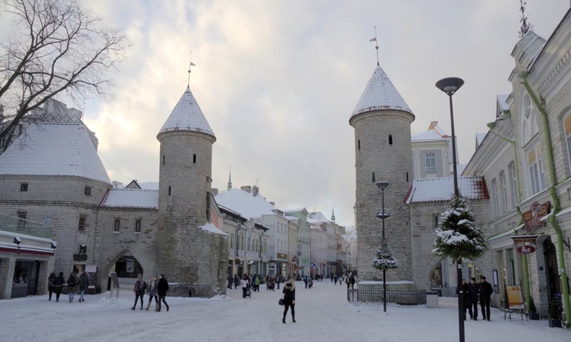 Estonia through the eyes of a Norwegian